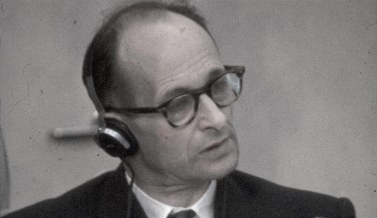 Der Wille zur Ohnmacht: Adolf Eichmann